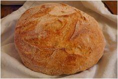 Ζυμωτό ψωμί σε μια στιγμή