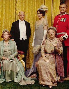 Downton Abbey: Fotos de la serie  (35/43)   Ellahoy
