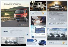 Cliente De Nigris: Anúncios em revistas   banners para website   flyers