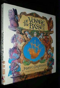Voyage of the Basset: James C. Christensen, Alan Dean Foster, Renwick St. James: 9781885183583: Amazon.com: Books