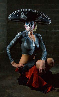 mariachi fotografia dia de muertos - Buscar con Google
