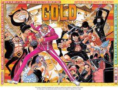 One Piece 829: The Yonkou, Charlotte Linlin the Pirate at MangaFox.me