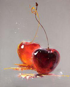 Maleri sælges af Natawatts | Together - kvalitets kunst direkte fra kunstneren.