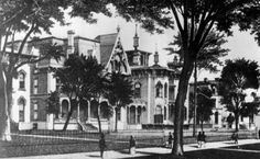 Millionare's Row. Location: Euclid Avenue between East Ninth Street and East 55th Street; begun: 1870; demolished: by 1937, all but seven of 40 houses demolished.