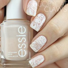 Copycat Claws: UberChic Beauty Love and Marriage -01 Stamping Plate Review…