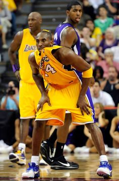 Every Sneaker Kobe Bryant Played In Dear Basketball, Michael Jordan Basketball, Basketball Legends, Basketball Players, Kobe Bryant And Wife, Kobe Bryant 24, Nba Sports, Sports Stars, Sports Pics