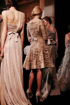 I would wear each and every dress in this picture!