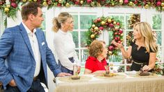 Monday, December 11th, 2017   Home & Family   Hallmark Channel