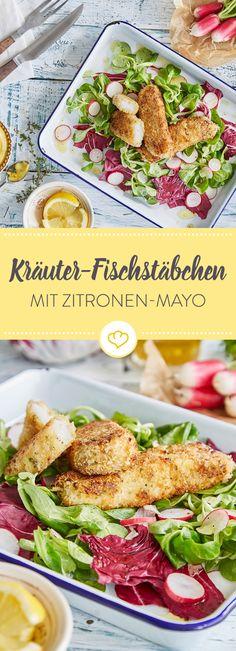 [Anzeige] Deine Fischstäbchen verlangen nach Kräuterpanade und selbstgemachter Mayo [In Kooperation mit Maggi]