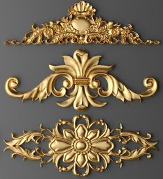Cartouches SET Model available on Turbo Squid, the world's leading provider of digital models for visualization, films, television, and games. Baroque Tattoo, Wood Rosettes, Molduras Vintage, Foam Carving, Wood Bed Design, Carved Wood Wall Art, Pooja Room Door Design, Wood Appliques, Baroque Decor