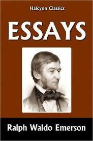 Image result for ralph waldo emerson essays