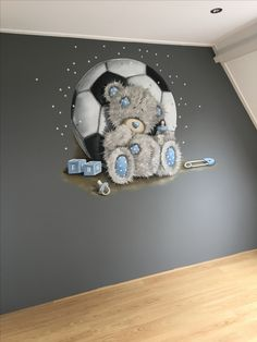 Pin by Casey Devolder on baby stuff in 2019 Baby Room Colors, Baby Boy Room Decor, Baby Room Design, Baby Boy Rooms, Baby Bedroom, Baby Boy Nurseries, Nursery Room, Kids Bedroom, Tatty Teddy