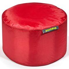 #Sitzsack von Pushbag - Drum: Rot
