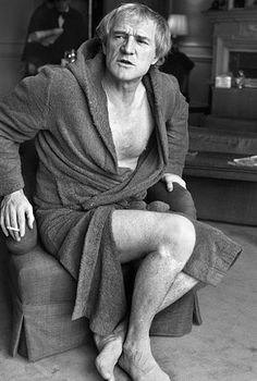 Richard Harris, 1977 | #photography by Jane Bown