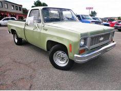 1974 Chevrolet C2500