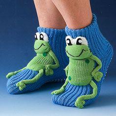 žabiakovské ponožky