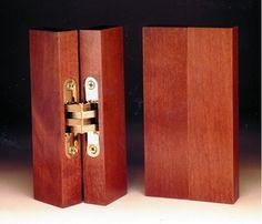 Soss Door Hardware invisible hinges