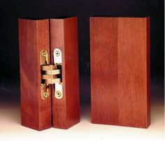 Soss Door Hardware invisible hinges