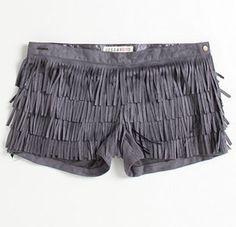 Tasseled Shorts