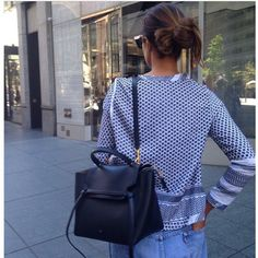 15a7176d1a Celine Black Mini Belt Bag Celine Belt Bag Mini