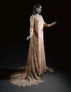 Costume for Ganna Walska as Mélisande, 'Pelléas et Mélisande' Erté (Romain de Tirtoff) (Russia, active France and United States, 1892-1990) France, 1931