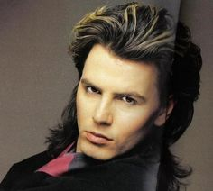 "John Taylor from Duran Duran, also known as ""the cute one."""