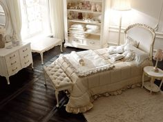 Luxury Baby Girl Nursery – Notte Fatata By Savio Firmino | DigsDigs