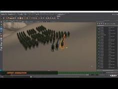 Maya Plugins Crowd Simulation, Layout & Previz tools for Maya | Golaem