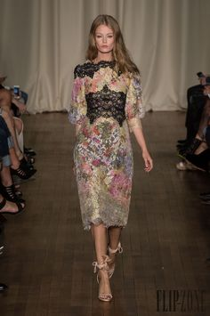 Marchesa Spring-summer 2015 - Ready-to-Wear