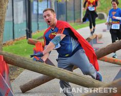mean streets Obstacle Races, Racing, Park, Street, Ideas, Activities, Running, Lace, Parks