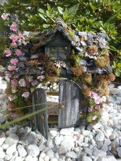 Custom dollhouse Marie Antoinette Secret Folly Hideaway.