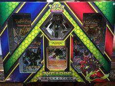 SEALED Pokemon TCG Card Game ZYGARDE Collection Box NEW #Pokemon