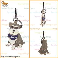 Schnauzer Genuine Leather Bag Charm http://www.happy4legs.com/#!schnauzer-bag-charm-1/tjfap