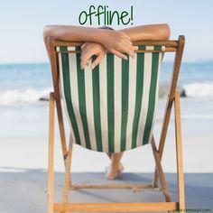 Beach Saying: Offiline