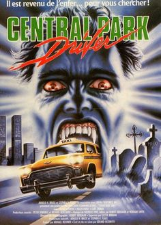 """An after hours love story."" Graveyard Shift (1987) poster will drive you mad #horrormovieposters #horror #horrorposter #horrorfilm 1980s Horror Movies, Classic Horror Movies, Horror Films, Scary Movies, Zombie Movies, Arte Horror, Horror Art, Vampires, Chauffeur De Taxi"