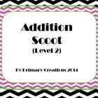 Addition Scoot is a great way to practice addition facts. In level 2 there is one 2-digit number and a 1-digit number.  ...