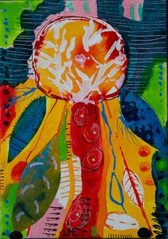 """DreamCatcher in December"" This Little Dream 13x18 cm, Is created in Mallorca Spain, where I live most of the year. Inspired By light and shadow, by nature; by the colours of my two places in the world: Scandinavian cool blue and lush green and by the strong, varm Mediterranean colours.  Price is 40€    Postal cost depends on where it goes to. Send me a message on Facebook or  Write to me on  linebank@me.com If you like to buy this painting.  ❤️ Line…"