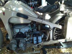 #Zundapp II World Ward Sci Fi, Motorcycle, World, Science Fiction, Motorcycles, The World, Motorbikes, Choppers