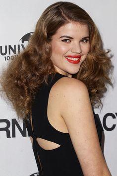 Emma Birdsall Long Curls