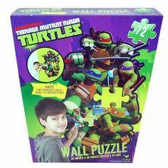 Teenage Mutant Ninja Turtles 72 piece Wall Puzzle $7.96