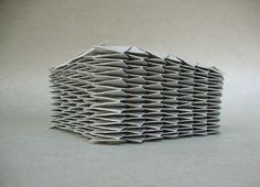 Waterbomb corrugation's wall - Andrea Russo