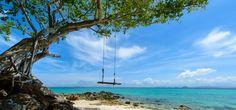 Swinging in Paradise, Bamboo Island - Thailand