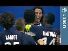 Incredible run and goal CAVANI (62') - Paris Saint-Germain - SC Bastia (4-0) - 2013/2014