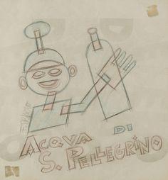 Bozza manifesto Acqua San Pellegrino