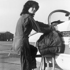 June 18th On This Day 1983: Sally Ride makes history as the first American woman in space!VIEW 50 years of women in space photo gallery