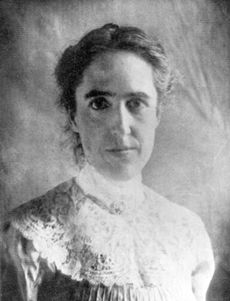 Astronomer Henrietta Swan Leavitt discovered Cepheid variables, which helped prove the universe was bigger than the Milky Way. One of the many female scientists who have never gotten the recognition they deserved.