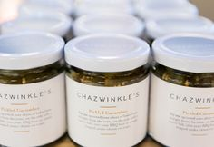MY LONDON INTERVIEW No longer a simple condiment, modern preserving has elevated chutney and pickles to the star of the show. We talk to Charli Giles about Chaz...