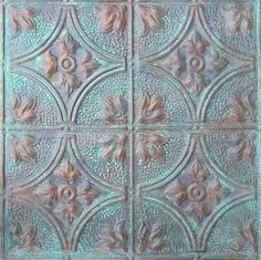 Decorative Tin Tiles The Perfect Tin Ceiling Installation Has Tiles Crown Molding And