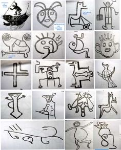 Petroglifos - ARQUEOLOGOS