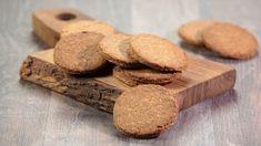 Ricetta Biscotti integrali alle mandorle: Avete voglia di biscotti da prima colazione ricchi di ingredienti energetici e sani?  Questi biscotti integrali alle mandorle sono perfetti per voi!
